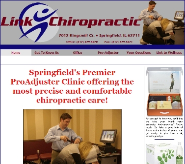 Link Chiropractic by Landgraf YBE